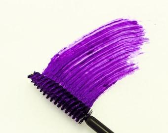 9g Mineral Mascara - Purple - For Fun