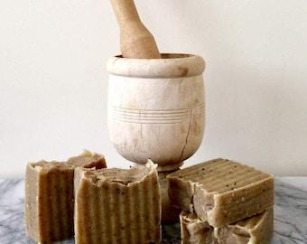 Chai Tea Shea Butter Soap (Vegan)