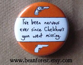 chekhov's gun went missing