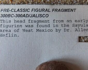 Pre Columbian Ancient Artifact