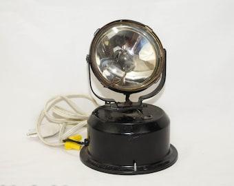 Vintage GE Stage Light/ Rotating Light DJ