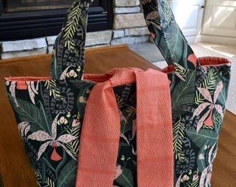 Jungle print Lilly Blossom Bag
