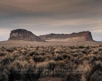 Fort Rock | Oregon Landscape Photography, Pacific Northwest, Fine Art, Landscape Photography, Oregon Photography, Urban Photography