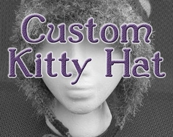 Custom Kitty Hat