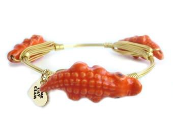 UF Florida Gator bangle bracelet - University of Florida