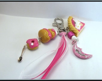 Jewelry Fimo pastry bag.