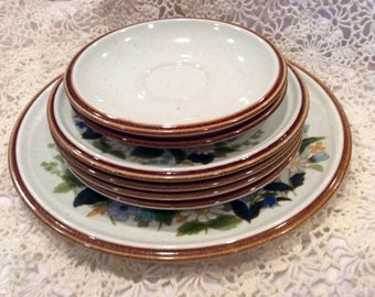 Mikasa Stoneware dinnerware mixed lot/replacement pieces