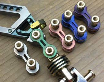 Ti/Bike-Link Connector Kit