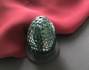 Green Dragon Egg