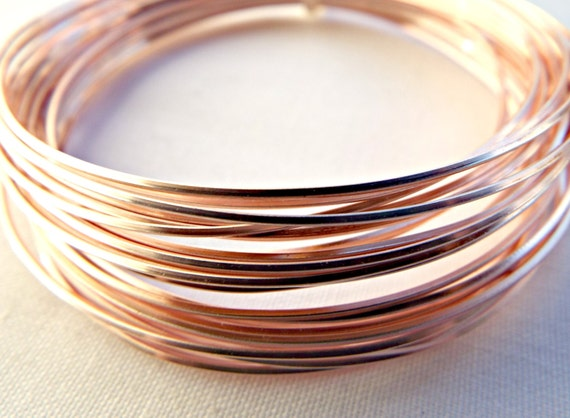 Rose gold wire square wire 20 gauge wire colored copper wire 08 rose gold wire square wire 20 gauge wire colored copper wire 08mm wire wire wrapping jewelry wire craft wire wire coil uk seller from keyboard keysfo Image collections