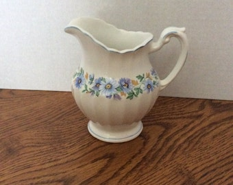 Vintage Milk Pitcher
