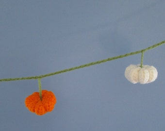 Pumpkin Garland, Halloween Garland, Thankgiving Garland, Fall Garland, Fall Decoration, Halloween Decoration, Pumpkin, Halloween