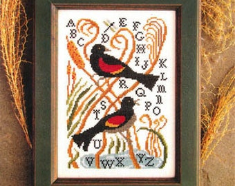 Carriage House Samplings Red-Winged Blackbirds