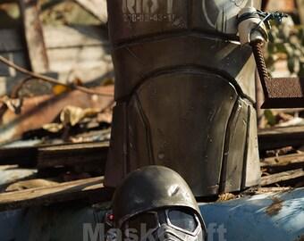Fallout New Vegas body armor of Veteran Ranger NCR by Maskcraft