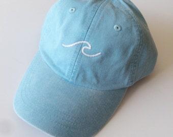 Waves Baseball Cap