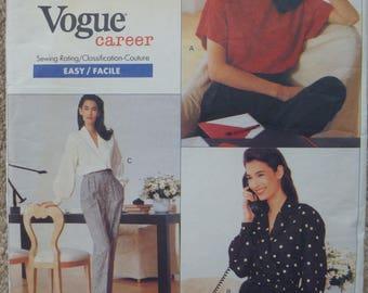 Vogue Pattern 2237 - Vogue Career