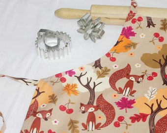 Fox Youth Size Apron