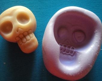 one inch skull mold