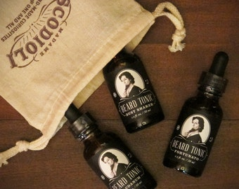 Madame's Beard Tonic Gift Set - Select Three