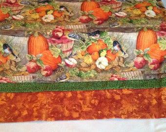 Harvest pillowcase