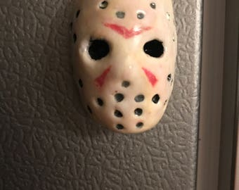 Friday the 13th 3  magnet
