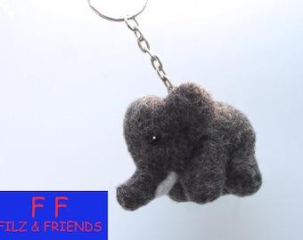 Elephant Keychain FANTA