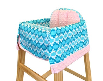 Moroccan High Chair Cover Restaurant