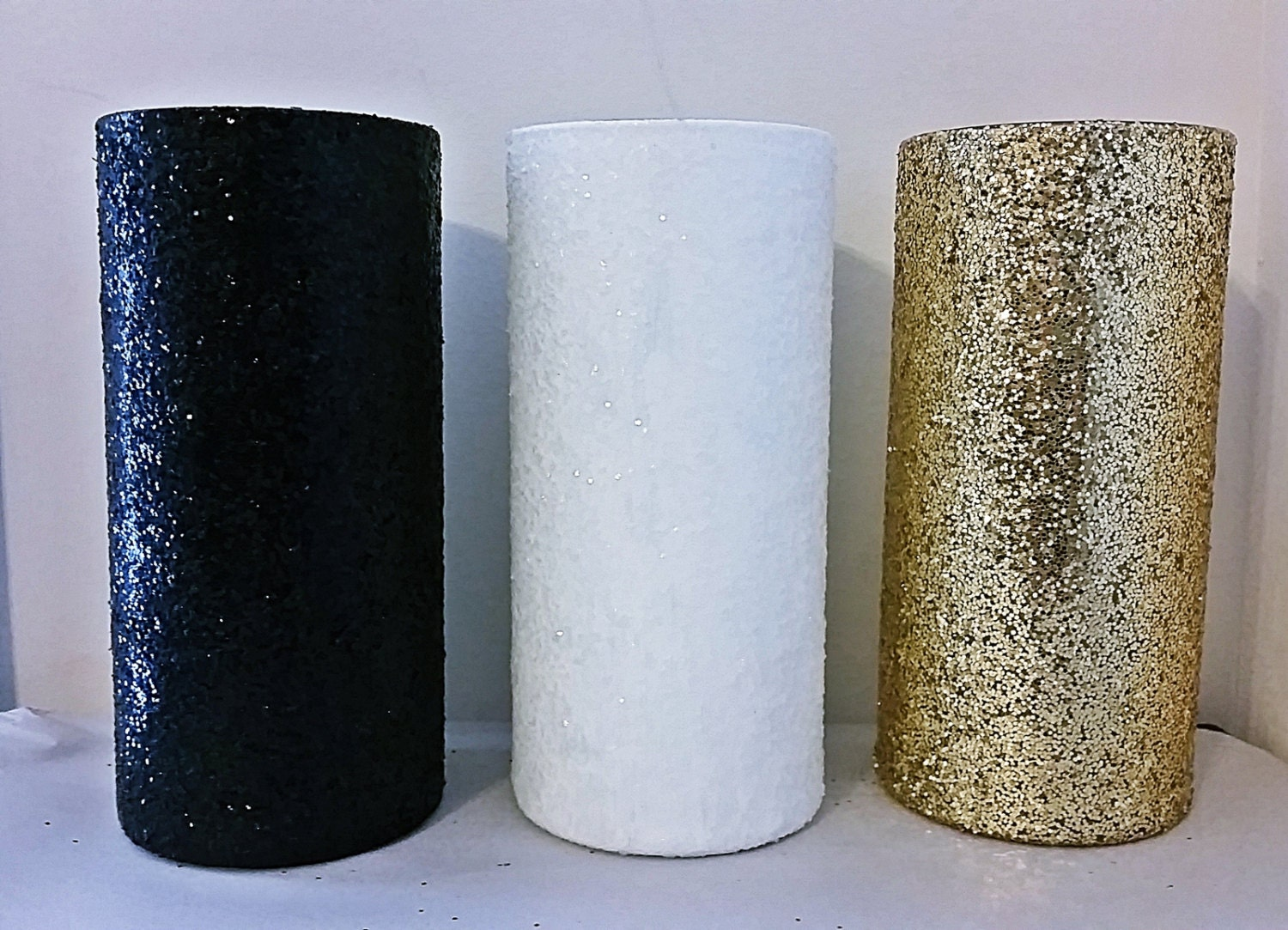 3 black gold and white vases centerpieces bridal shower zoom reviewsmspy