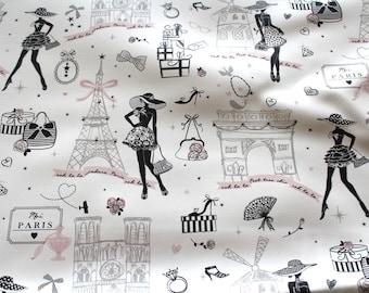 Leatherette Parisienne 50x70cm