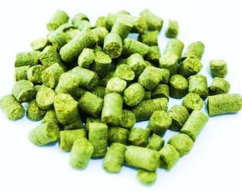Fresh Styrian CELEIA  Hop Pellets For Making Home Brewed Craft Beer 1 oz Package