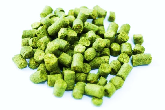 CALIENTE Hop Pellets For Making Home Brewed Craft Beer 1 oz Package
