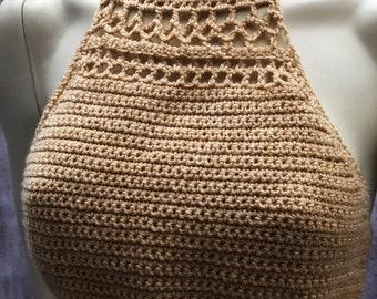 Festival Top Crochet