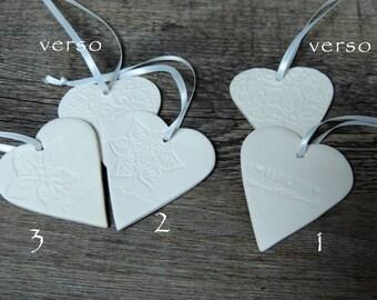 heart porcelain