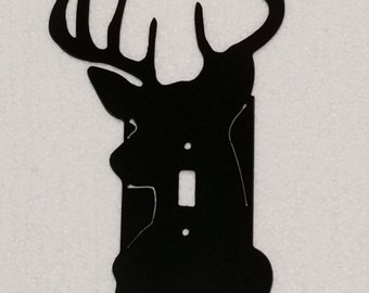 Deer Switch Cover Plate