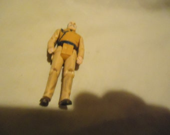 """Vintage 1985 MASK Miles Mayhem Toy Action Figure, 2 3/4"""", collectable"""