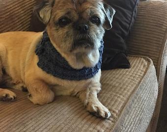 Doggie cowl/dog scarf