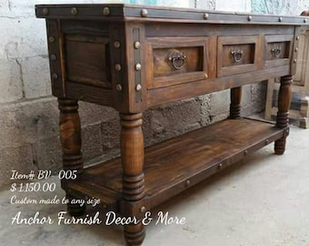 Awesome Custom Made Furniture, Rustic Furniture, Vintage Reclaimed Furniture,  Distressed Wood, Bathroom Vanity