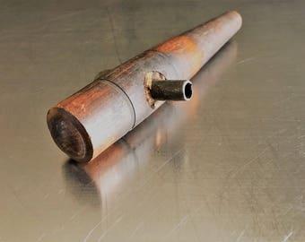 Vintage Wooden Keg Barrel Spout - Barrel Stopper or Spigot