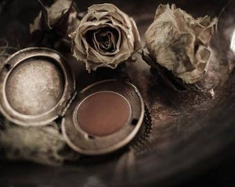 Natural Solid Perfume REFILL for solid perfume lockets- natural perfume by For Strange Women