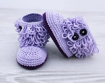 Crochet baby booties Baby shoes Baby boots Baby shoe, Crochet baby shoe, Baby shower, Shoes for baby, Newborn baby girl, Gifts for baby girl