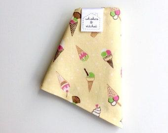 Summer Collection - Ice Cream Print Bandana