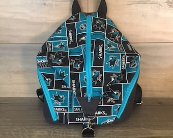 Mini Denver Backpack, San Jose Sharks