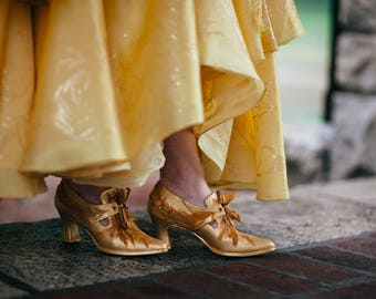 Belle Replica Shoe Embellishment - Beauty and the Beast - 2017 Live Action Movie - Womens