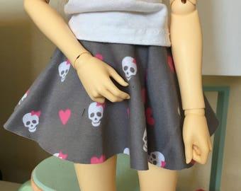 BJD SD/SD13 Skater Skirt for Delf Feeple60