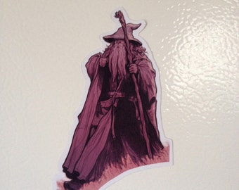 GANDALF Magnet Lord of the RIngs