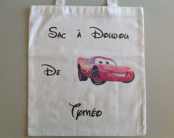 Tote bag / purse personalized blanket