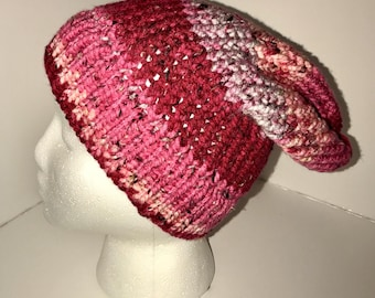 Valentine Tweed Knitted Hat