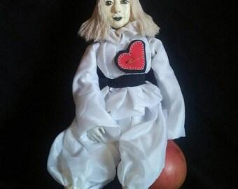 Pierrot Doll