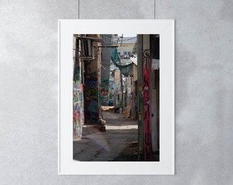 Graffiti Photography, Graffiti Photo, Graffiti Art, Graffiti Poster, Graffiti Print, Photography Print, Printable Photography
