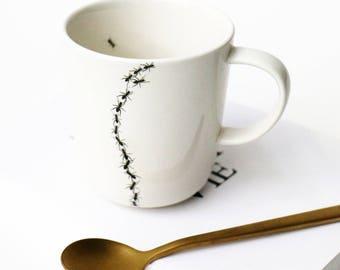 """ANTS"" mug"